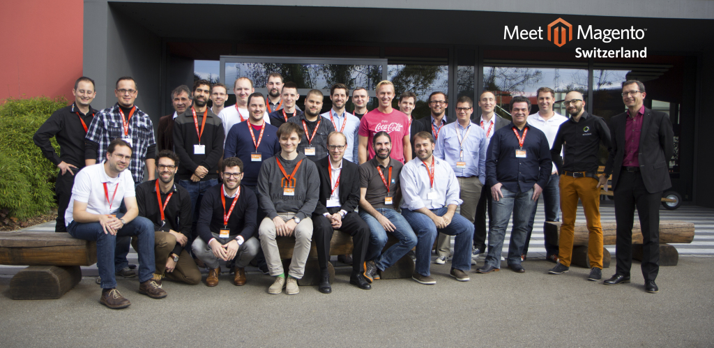 2014 Meet Magento Switzerland - Speakers